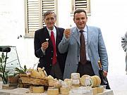 L'assaggio dei formaggi di Buon Gusto